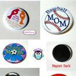 Harry Potter Inspired Buttons Perso..